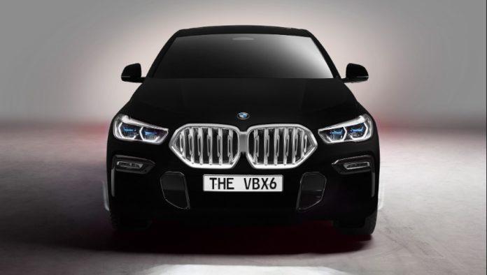 BMW World Blackest Black