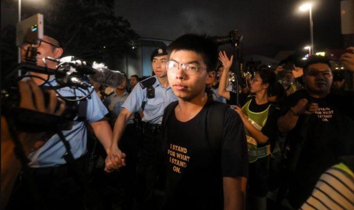 Hong Kong 13th weekend of protests