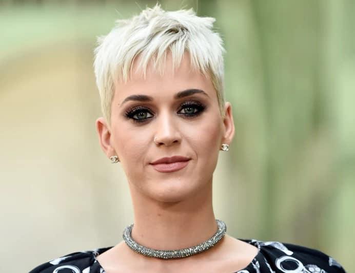 Katy Perry Got That Pixie Cut