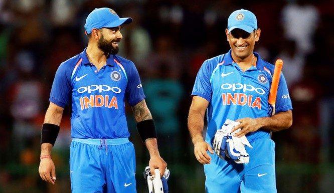 Virat Kohli equaled MS Dhoni Indian record as captain