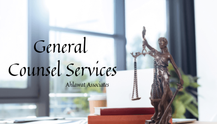 general counsel legal services