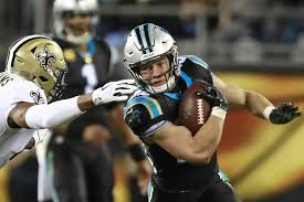 panthers want to reduce work load from RB McCaffrey