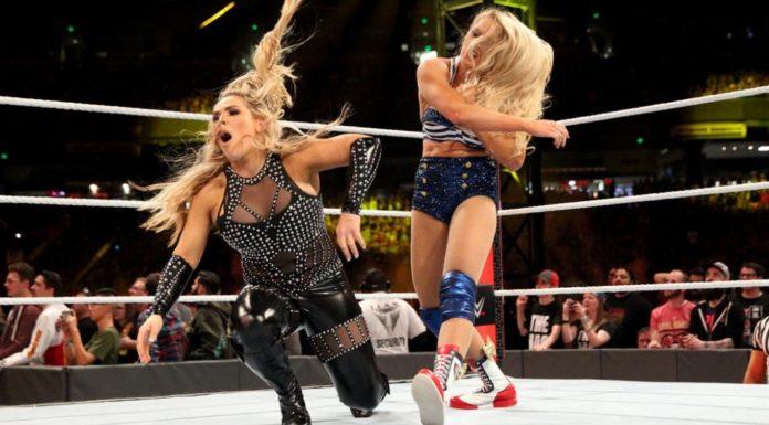 Lacey Evans Beats Natalya