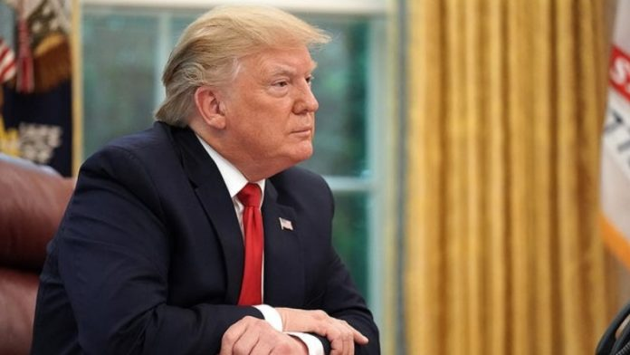 President Trump says he cancelled a secret meeting with Taliban