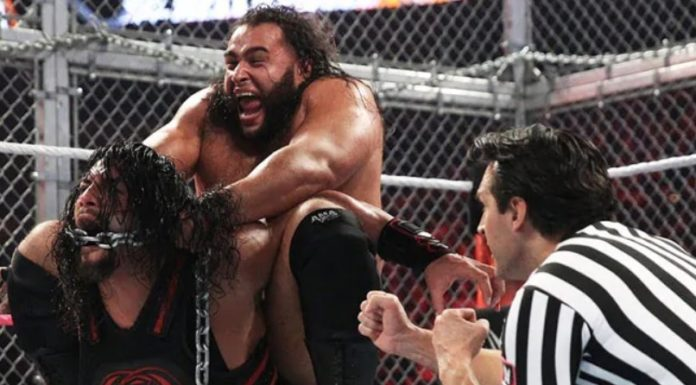 Roman Reigns Vs Rusev
