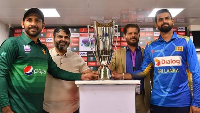 Sri Lanka Tour Of Pakistan 2019