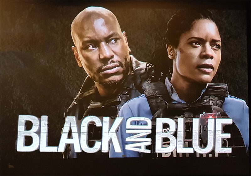 Black and Blue Full Movie