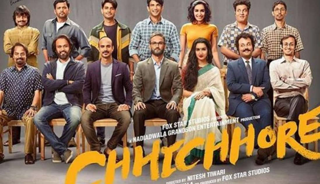Chhichhore Hindi Full Movie Leaked
