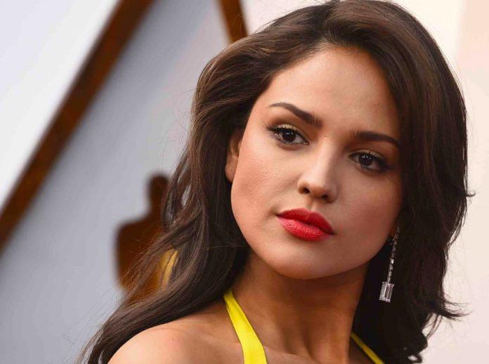 Eiza González in Hollywood