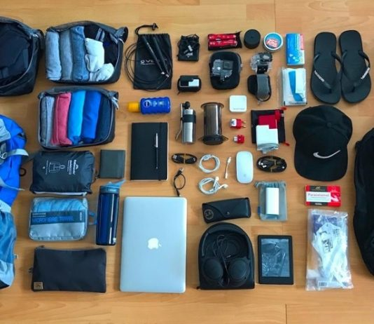 How to Pack for Travelling