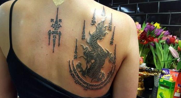 Magic Tattoos of Thailand