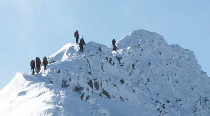 Winter Skills: Essential Walking and Climbing Techniques