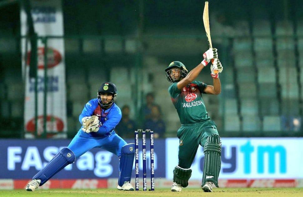 India vs Bangladesh 1st T20i
