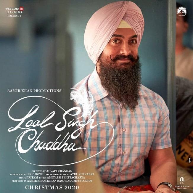 Laal Singh Chaddha New Poster