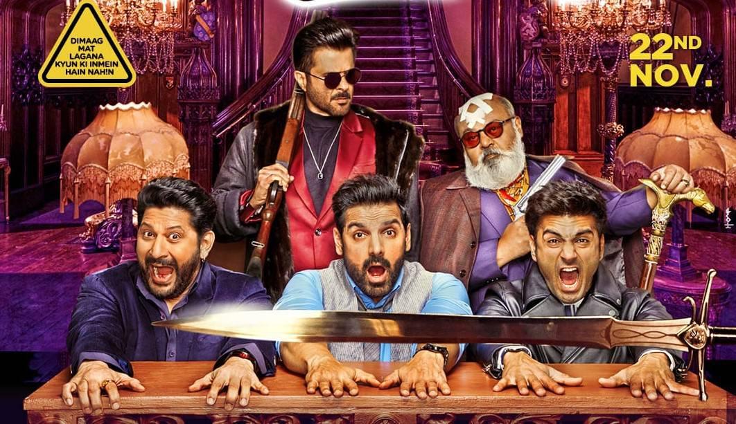 Pagalpanti Hindi Full Movie Leaked Online Download