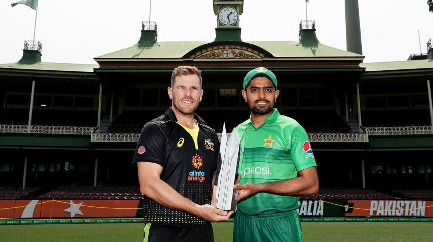 Pakistan tour of Australia 2019-20