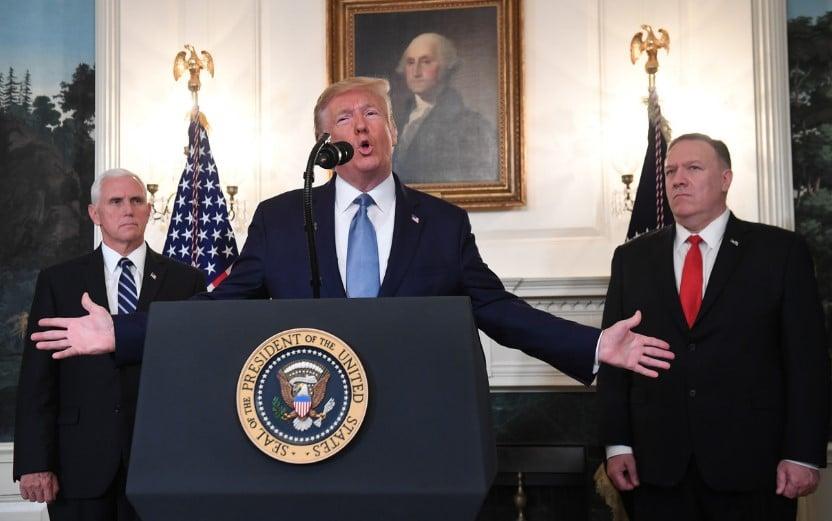 US extends sanctions against Iran
