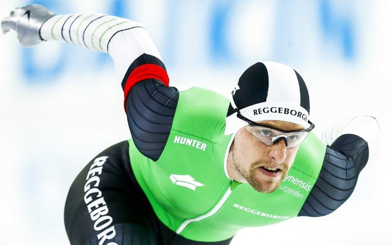 World Cup is a high level training ride for many skaters