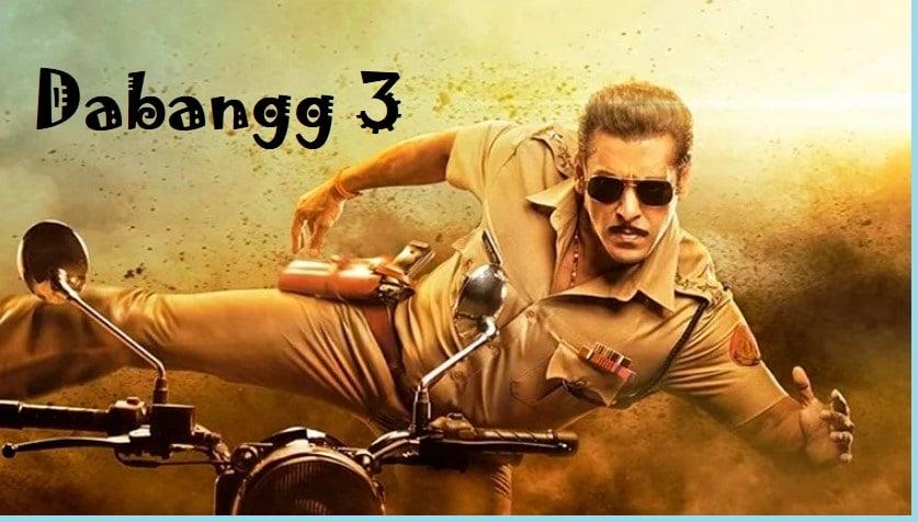 Dabangg 3 Hindi Full Movie Leaked Online Download