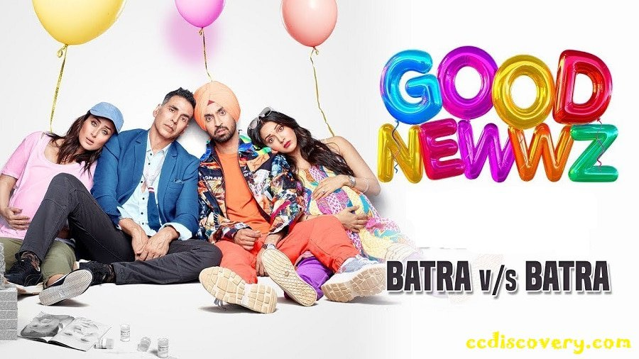 Good Newwz full Movie Online Download