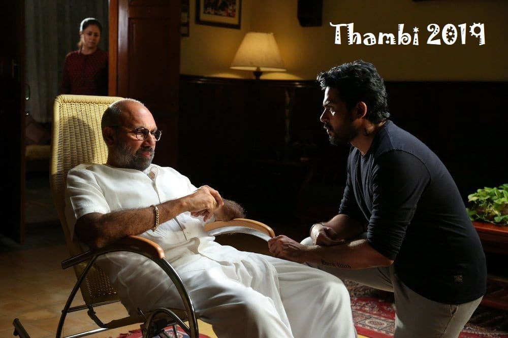 Thambi 2019 Full Movie Leaked Hindi Dubbed