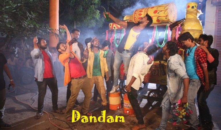 dandam Hindi Dubbed movie download