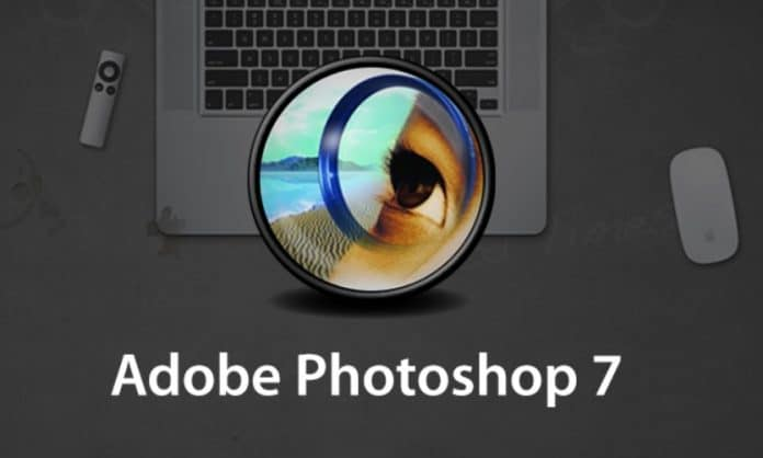 Download Adobe Photoshop 7.0 for Windows