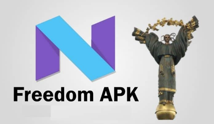 Download Freedom for Mac, Windows or iOS