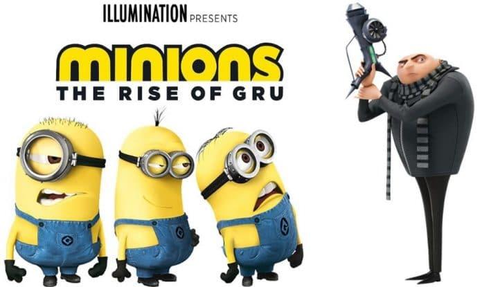 Minions: The Rise of Gru (2020) Release Date