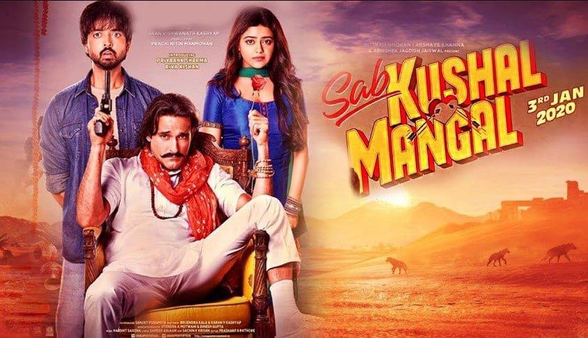 Sab Kushal Mangal Hindi Full Movie Leaked Online Download