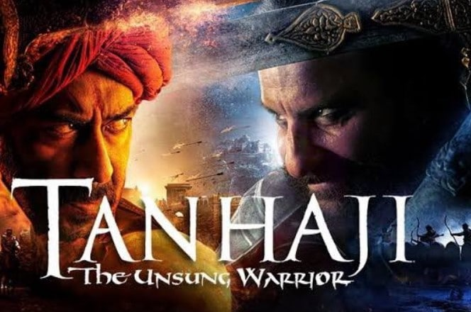 Tanaji: Ajay Devgan Saif Ali Khan film