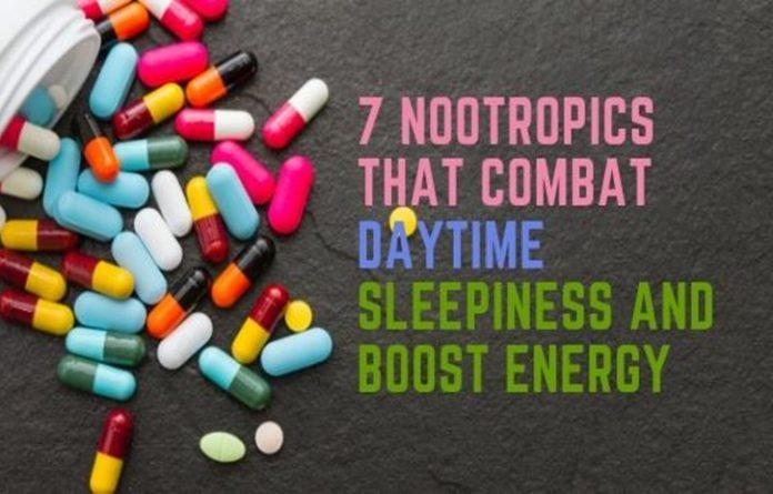 Combat Daytime Sleepiness and Boost Energy