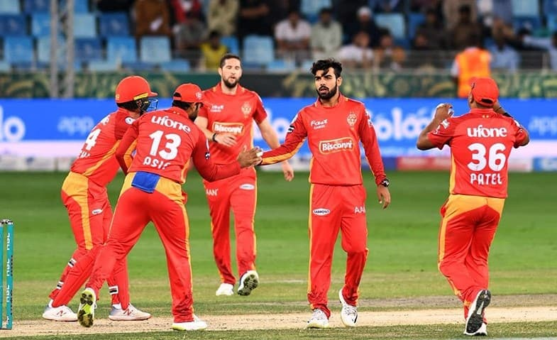 Islamabad United Squad 2020 & Players