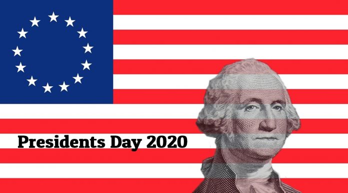 Presidents Day 2020 Date
