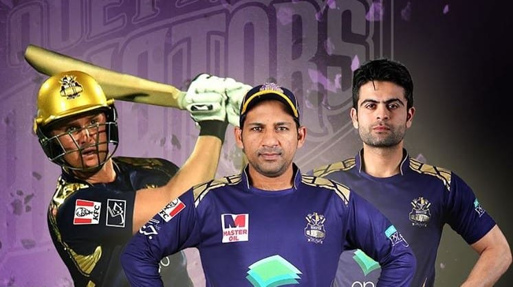 Quetta Gladiators Squad 2020 & Players