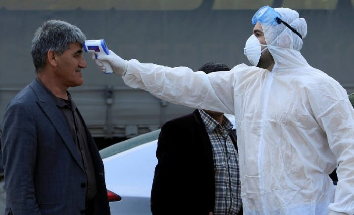 Confirmed coronavirus cases