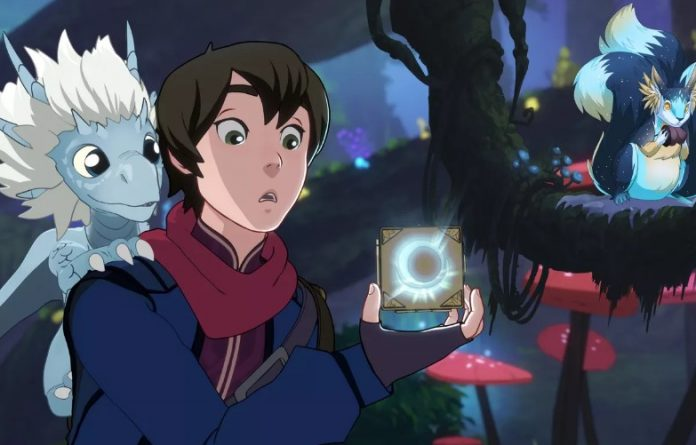 Dragon Prince Season 4 Release Date