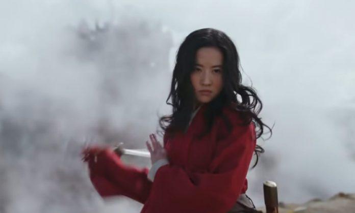 Disney Mulan Movie 2020
