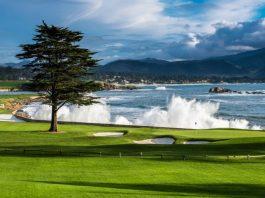 Where is Pebble Beach Golf course