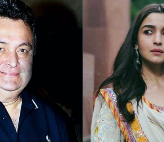 Alia Bhatt Reaches Hopital After Rishi Kapoor Death