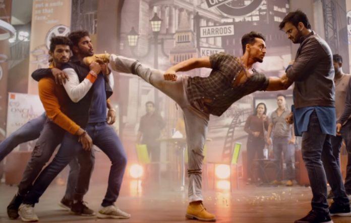 Baaghi 3 (2020) Full Hindi movie leaked