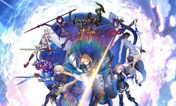 Fate/Grand Order Gears
