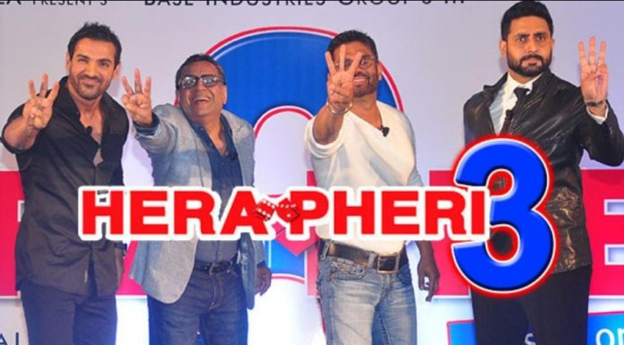 Hera Pheri 3 (2020) Full Hindi movie leaked