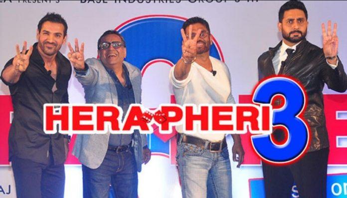 Hera Pheri 3 (2020) Full Hindi movie leaked