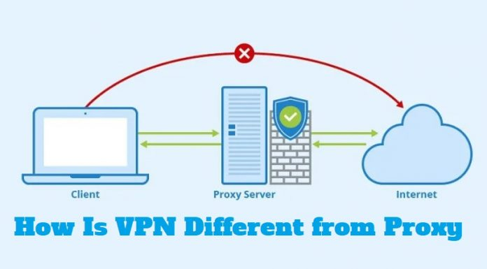 How Is VPN Different from Proxy