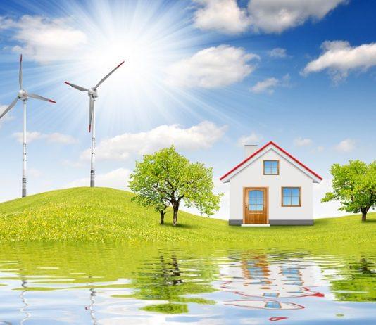 Makes a House Eco-Friendly