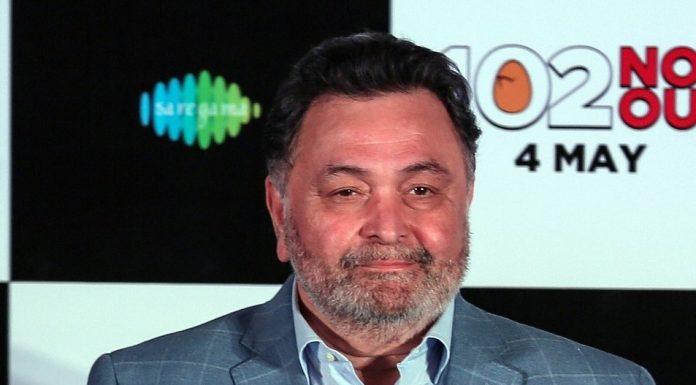 Rishi Kapoor Dies