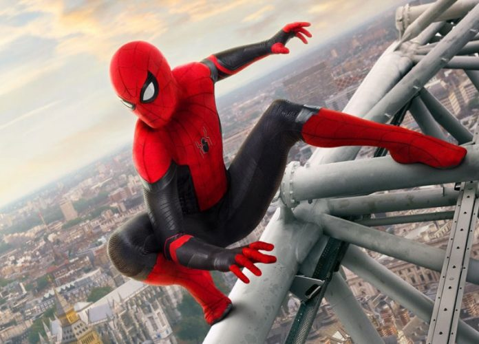 Spider-Man: Far From Home DVD Release Date