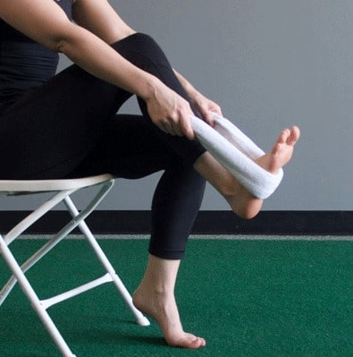 What Are The Exercises For Treating Plantar Fasciitis?
