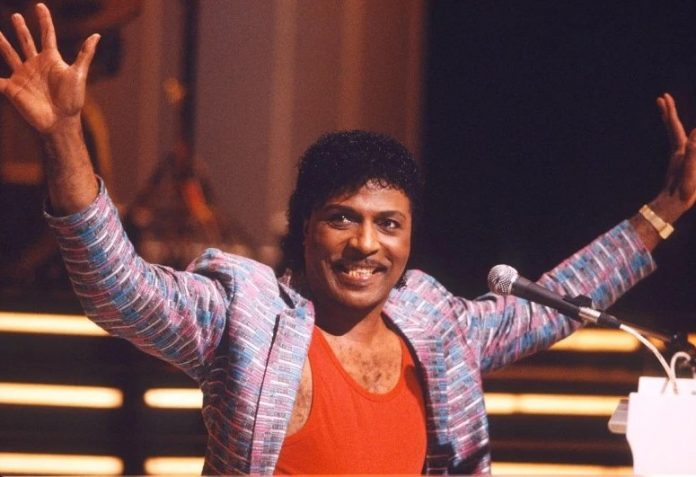 Little Richard, Flamboyant Rock
